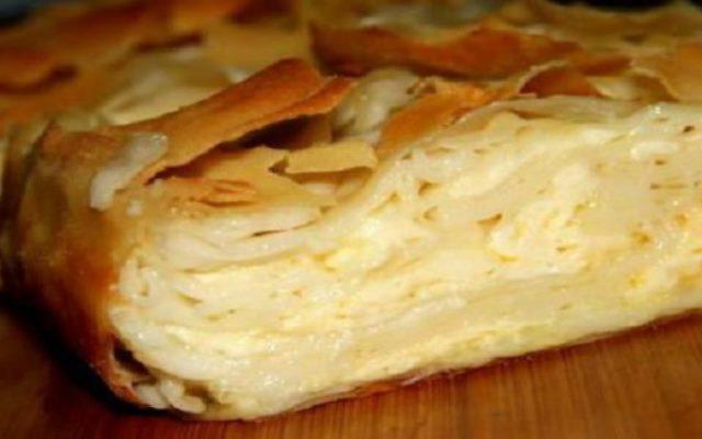 Безупречный сабурани! Пирог божественно вкусен!